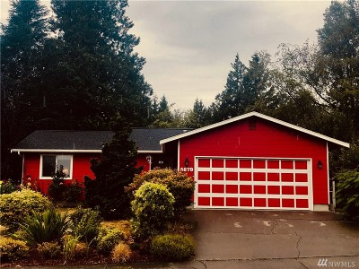 Ferndale Single Family Home For Sale: 5879 Shannon Ave