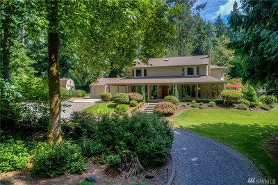 Gig Harbor Single Family Home For Sale: 5311 62nd Ave NW