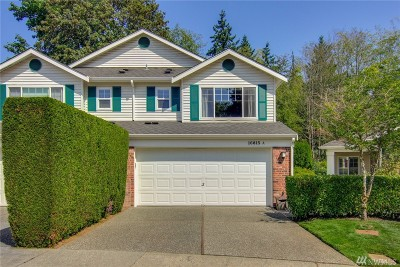 Lynnwood Condo/Townhouse For Sale: 16815 6th Ave W #A
