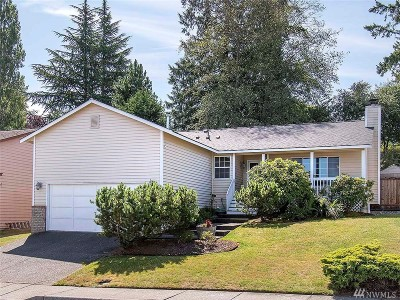 Everett Single Family Home For Sale: 20 60th Place SE