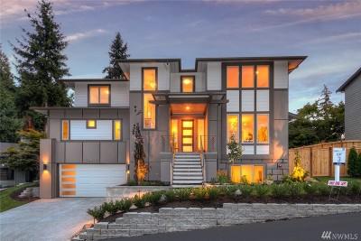 Kirkland Single Family Home For Sale: 12619 NE 87th Place #L-3