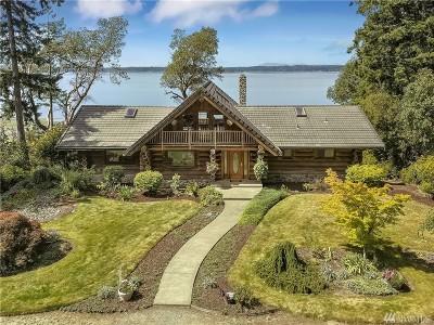 Pierce County Single Family Home For Sale: 4916 NW Madrona Beach Lane