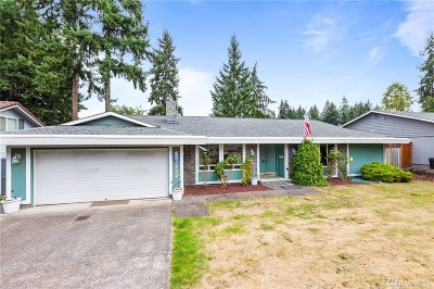 Federal Way Single Family Home For Sale: 3232 SW 326th St
