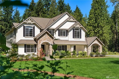 Redmond Single Family Home For Sale: 9674 258th Ave NE