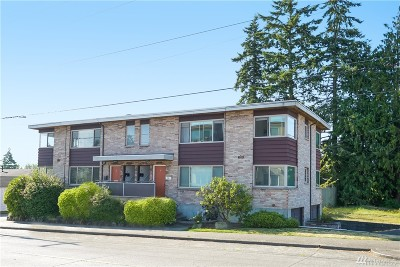 Seattle Multi Family Home For Sale: 2761 NW 80th St