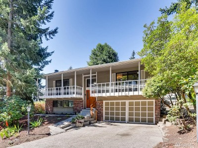Federal Way Single Family Home For Sale: 30245 21st Ave S
