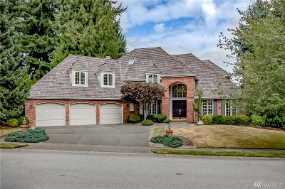 Issaquah Single Family Home For Sale: 5783 NW Lac Leman Dr