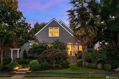 Seattle Single Family Home For Sale: 2347 McGilvra Blvd E