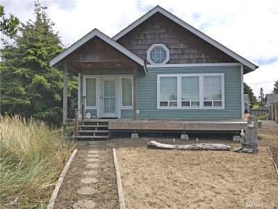 Grays Harbor County Single Family Home For Sale: 901 Cascade Ave SW