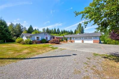 Arlington Single Family Home For Sale: 8627 160th St NE