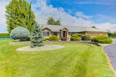 Moses Lake WA Single Family Home For Sale: $429,000