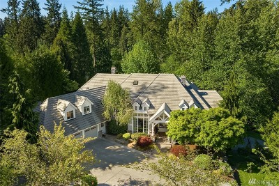 Woodinville Single Family Home For Sale: 22134 NE 137th St