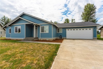 Whatcom County Single Family Home Pending Inspection: 1449 Boon Ave