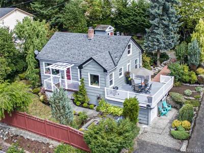 Everett Single Family Home For Sale: 4827 Glenwood Ave