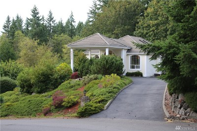 Poulsbo Single Family Home For Sale: 24350 Fjord Place NW