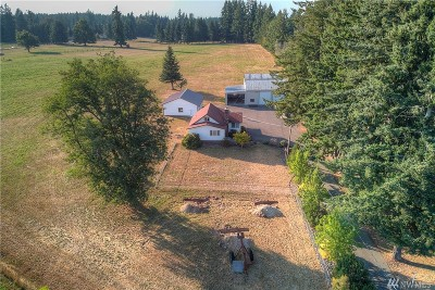 Olympia Single Family Home For Sale: 3748 80th Ave SE