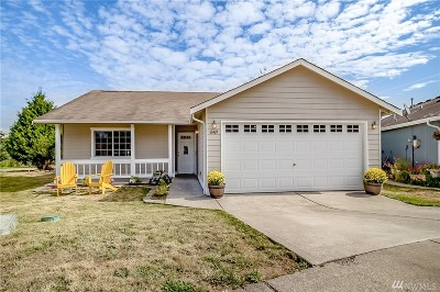 Marysville Single Family Home For Sale: 6419 105th Place NE
