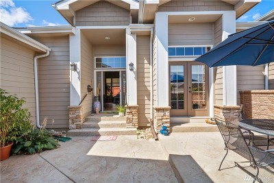 Wenatchee Single Family Home For Sale: 1845 Maple St #7