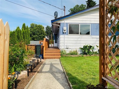 Tacoma Single Family Home For Sale: 4215 N Ferdinand St