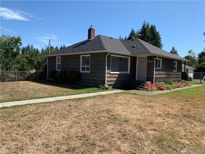 Olympia Single Family Home For Sale: 8044 Diagonal Rd SE