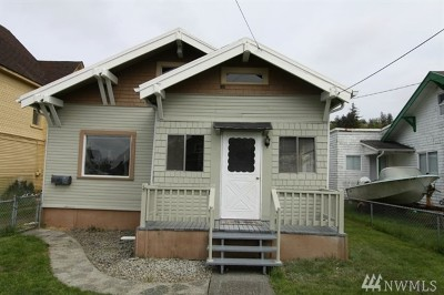 Single Family Home For Sale: 429 Karr Ave