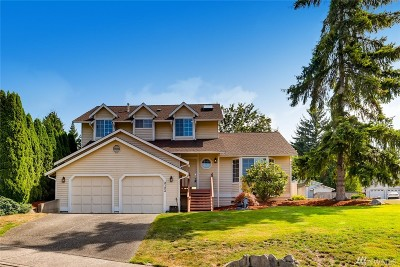 Renton Single Family Home For Sale: 2122 Field Ave NE