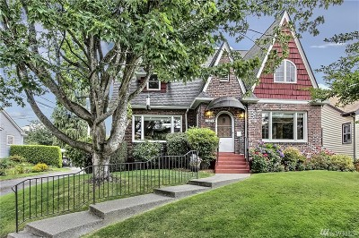 Tacoma WA Single Family Home For Sale: $549,950