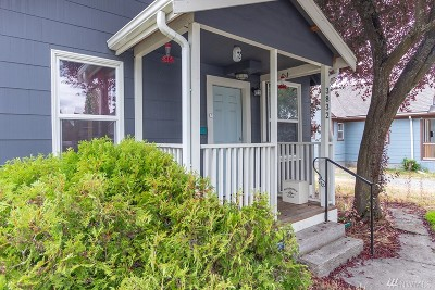 Tacoma Single Family Home For Sale: 3832 E Spokane St