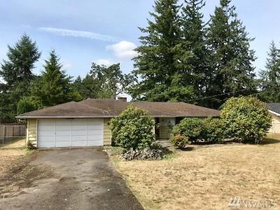 Tacoma Single Family Home For Sale: 14912 11th Av Ct E