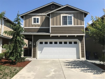 Marysville Single Family Home For Sale: 14621 46th Ave NE