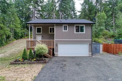 Belfair Single Family Home For Sale: 70 NE Burt Ct