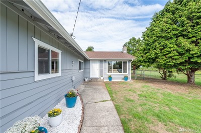 Grays Harbor County Single Family Home For Sale: 607 Coolidge Rd