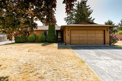 Oak Harbor Single Family Home Pending Inspection: 839 NW Haslo Place