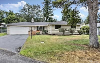 Lakewood Single Family Home For Sale: 11115 105th Av Ct SW