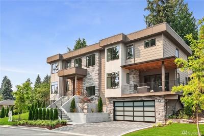 Kirkland Single Family Home For Sale: 416 16th Lane
