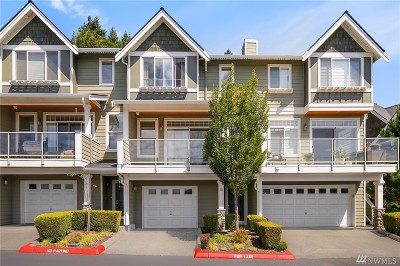 Issaquah Condo/Townhouse For Sale: 23120 SE Black Nugget Rd #Z3