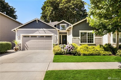 Tumwater Single Family Home For Sale: 7123 Country Village Dr SW