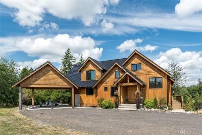 Single Family Home For Sale: 7525 Hickory Ridge Lane