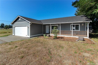 Tenino Single Family Home For Sale: 18247 Gilbert Ave SE