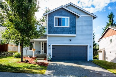 Orting Single Family Home For Sale: 19512 207th St Ct E