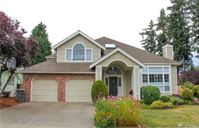 Woodinville Single Family Home For Sale: 12522 NE 164 St