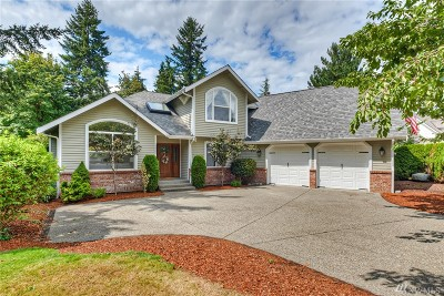 Bonney Lake Single Family Home For Sale: 12502 229th Ave E