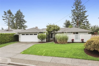 Auburn Single Family Home For Sale: 2750 Alpine Dr SE