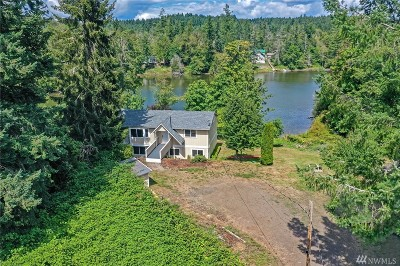 Pierce County Single Family Home For Sale: 19605 Whiteman Rd SW