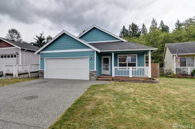 Bellingham Single Family Home Pending Inspection: 4071 Gloria Lane