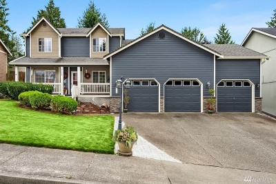 Marysville Single Family Home For Sale: 7116 63rd Place NE