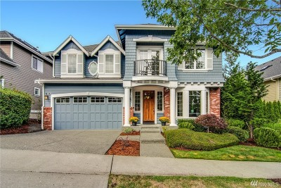 Issaquah Single Family Home For Sale: 1597 25th Ave NE