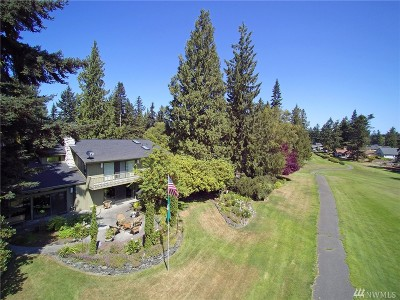 Sequim Single Family Home For Sale: 121 Fairway Place