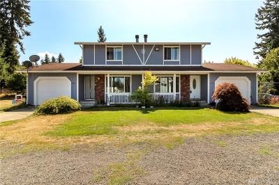 Spanaway Multi Family Home For Sale: 19618 9th Av Ct E