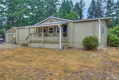 Spanaway Single Family Home For Sale: 19901 67th Ave E
